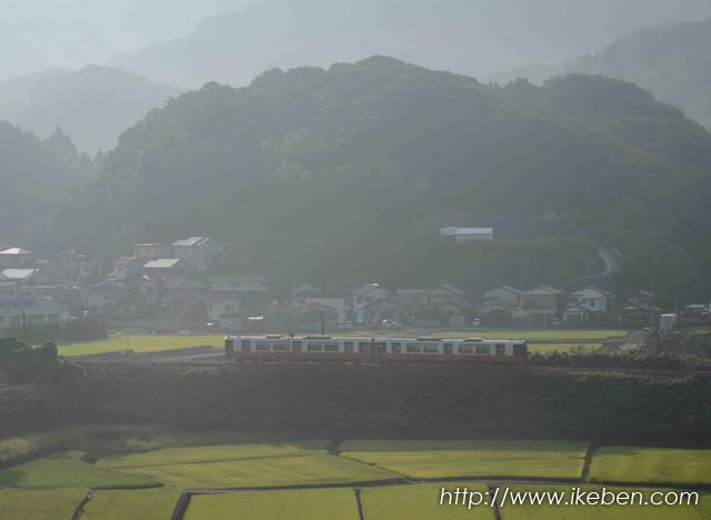 本川内駅付近